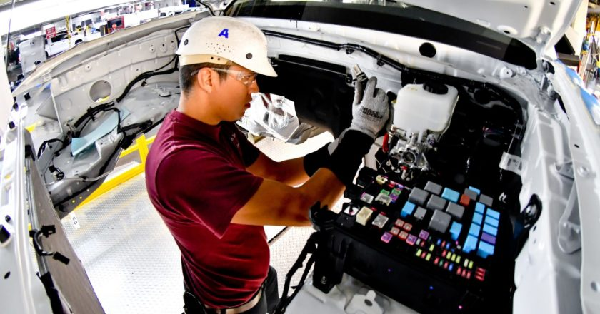 Toyota Makes Huge Investment in American Workers, Jobs