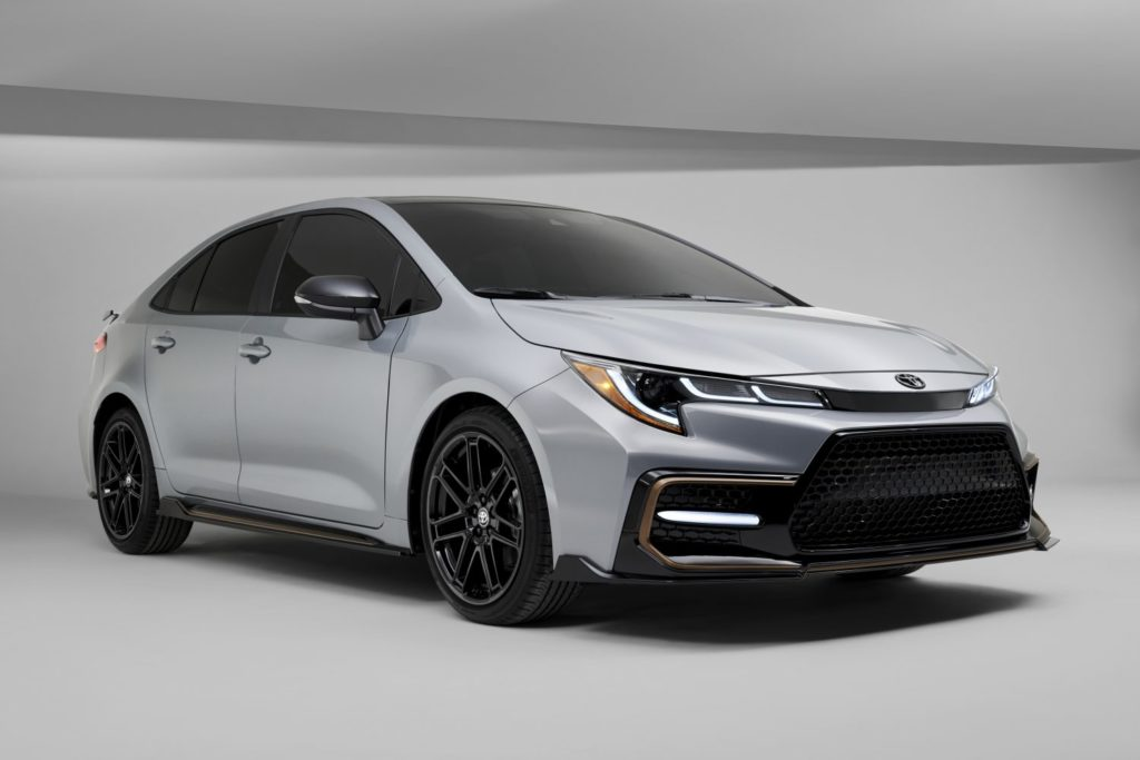 Meet The 2021 Toyota Corolla Apex At Courvelle Toyota In Lafayette, LA