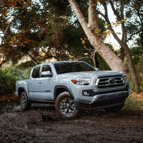Get Ready for the New and Improved 2021 Toyota Tacoma