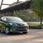 New Toyota Sienna Named Family Green Car of the Year™